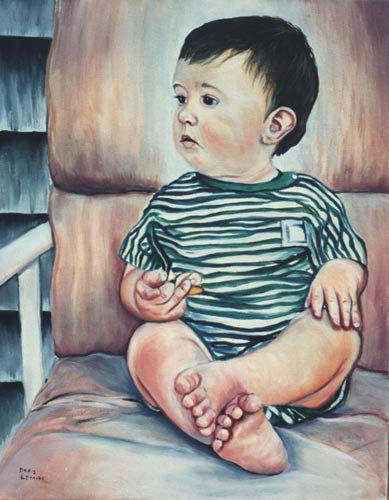 Cameron - Oil Portrait